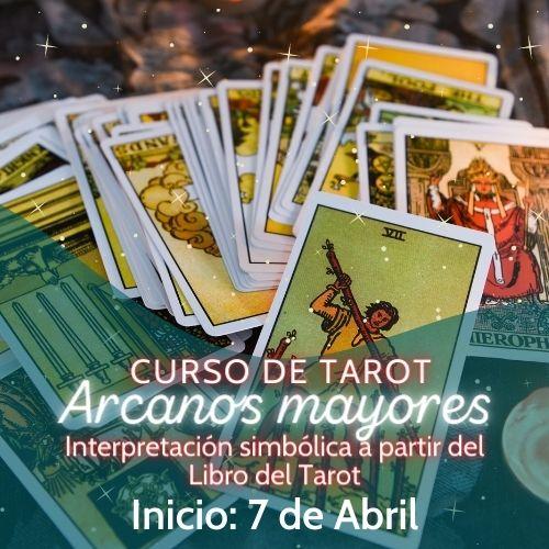 Curso de Tarot Arcanos Mayores (Interpretación simbólica a partir del Libro del Tarot)