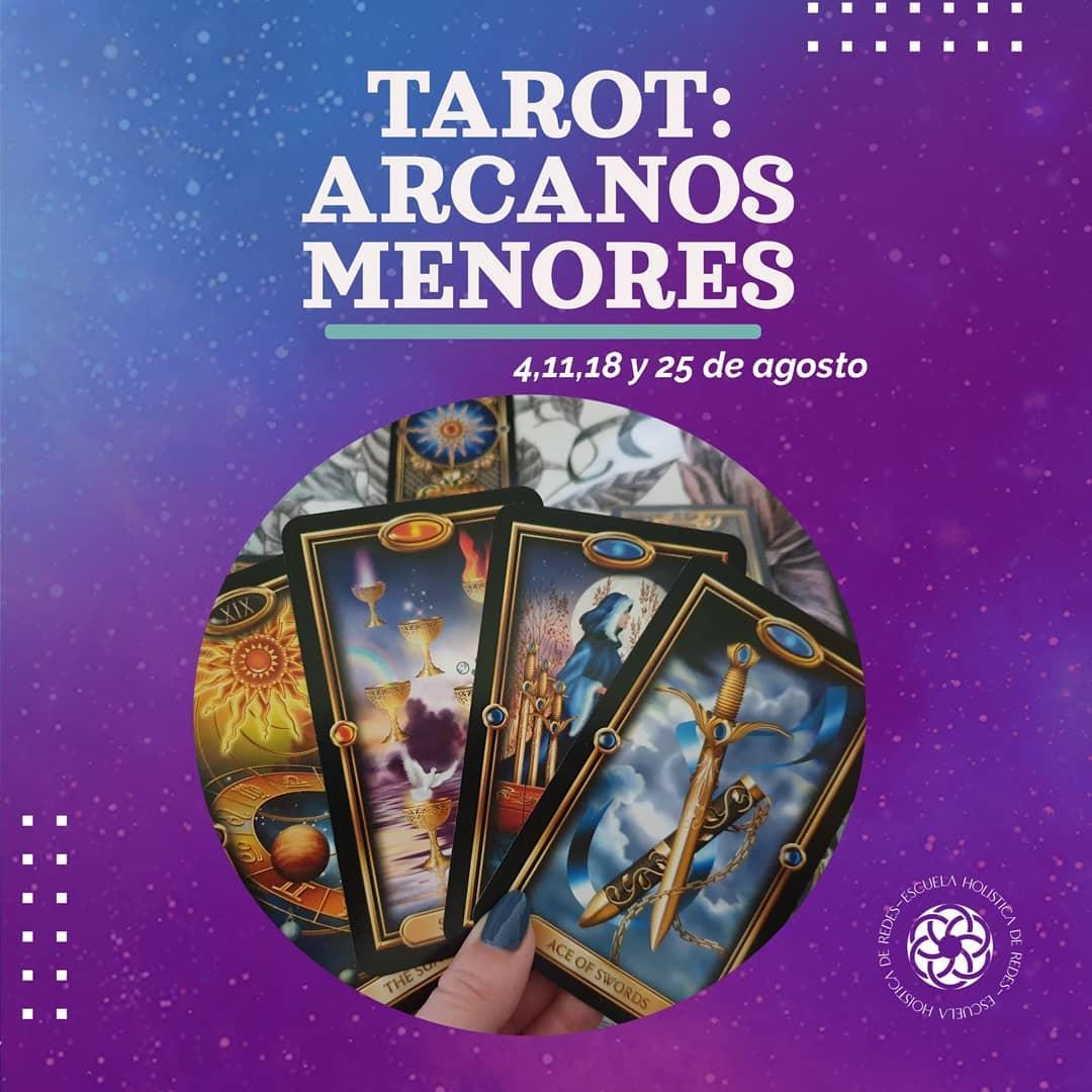 Curso de Tarot Arcanos Menores